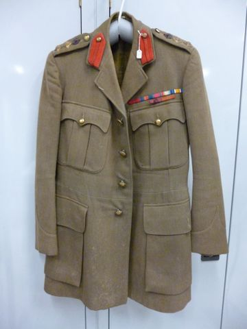 Military uniform, Officer's Service Dress jacket