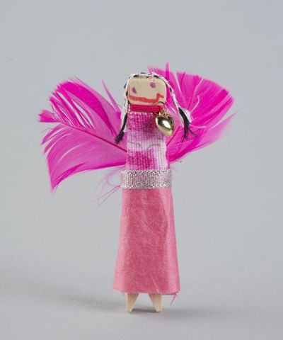 Peg Doll, 'Truck Scotch the Fairy'
