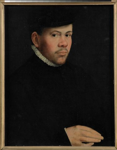 1955-0001-1; Portrait of a young man; 16th century; Mor van Dashorst, Anthonis (image/tiff)