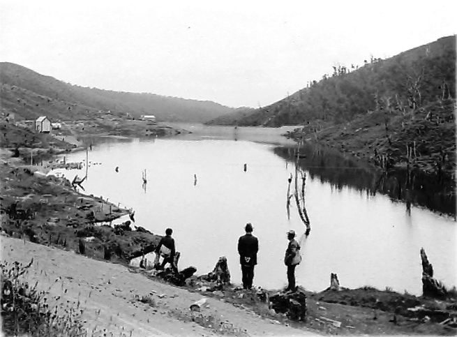 Mangahao Hydro-Electric Scheme - 41st and 42nd visits : 1924-1925 ...