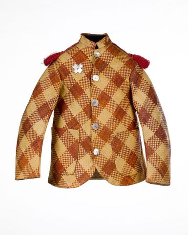 FE001055/1; Jacket, mans; circa 1900; Unknown ; view 1 (image/tiff)
