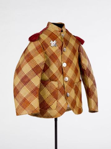 FE001055/1; Jacket, mans; circa 1900; Unknown ; view 2 (image/tiff)