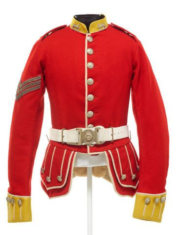 Gordon Highlanders uniform