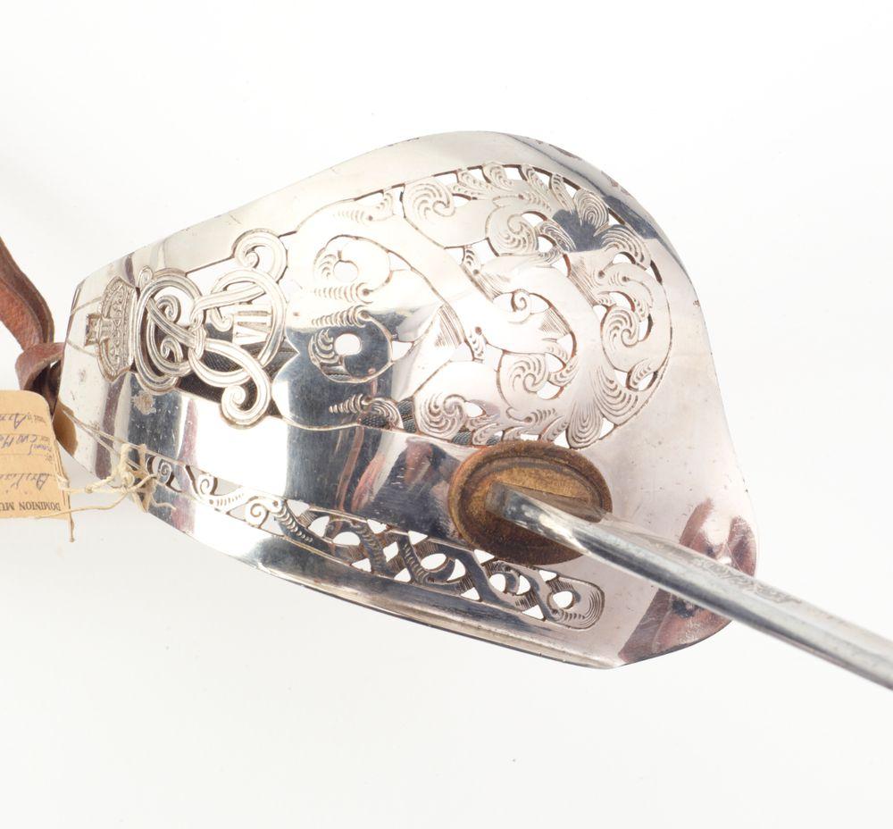 Sword, 'Public School Cadets N Z ' | Collections Online