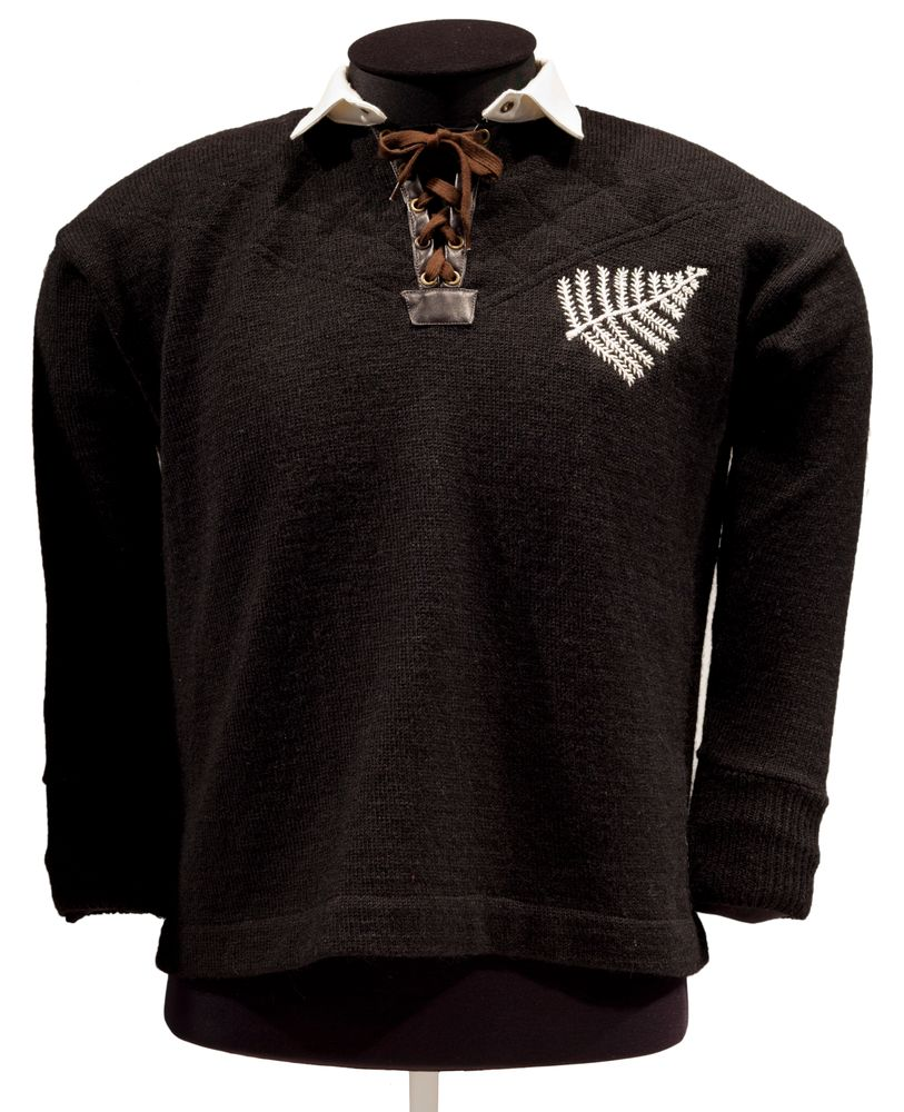 buy online 1c27d 82013 Rugby jersey [1924 replica] | Collections Online - Museum of ...
