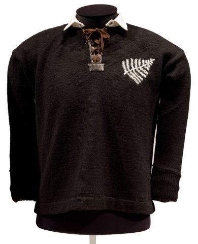 Rugby jersey [1924 replica]