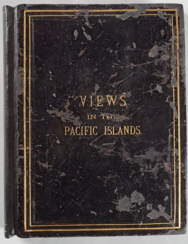 Views in the Pacific Islands