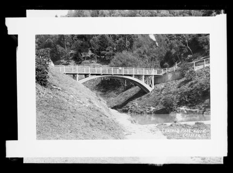 B.029824; Central Park, Wellington; Unknown (image/tiff)