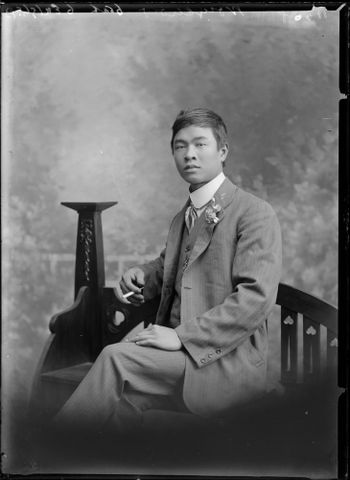 Family Ties: Portraits of Chinese New Zealanders in the Berry & Co. Collection