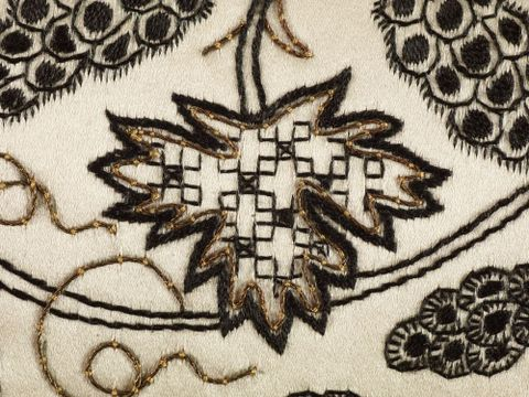 PC000875; Casket or workbox; 1920-30; Soldiers Embroidery Industry ; detail 04 (image/tiff)