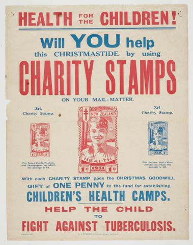 Poster, 'Health for the Children!'