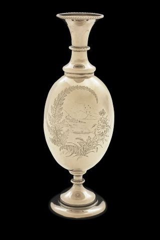 GH004302; Vase; Circa 1870 - 1880; B. Petersen & Co. (image/tiff)