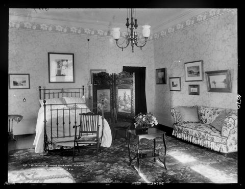 The Duchess of Yorks State Room, Fernhill