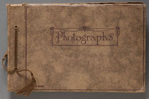 Fernside photograph album