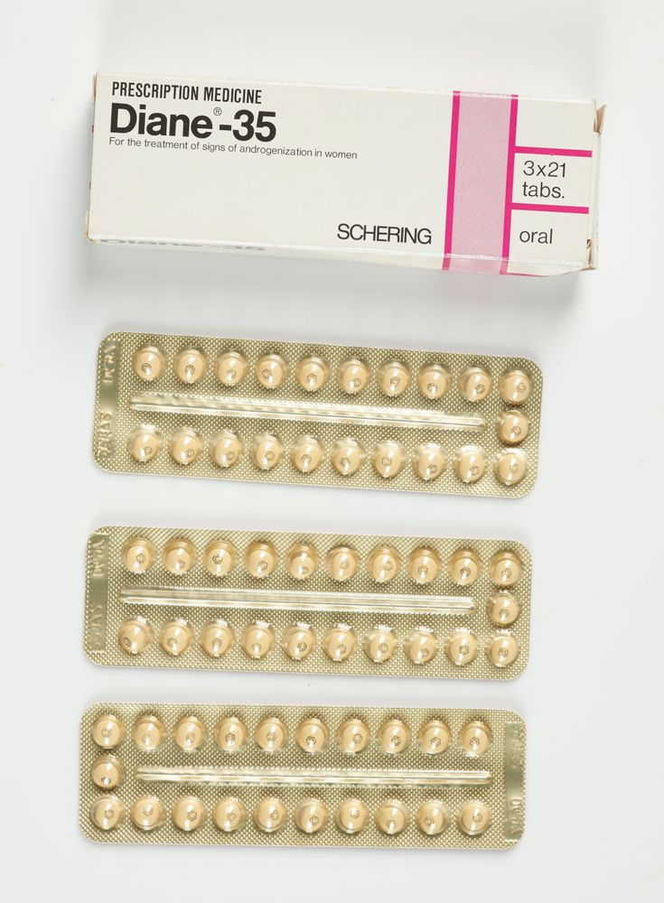 Contraceptive Pill Diane 35 Ed Collections Online Museum Of