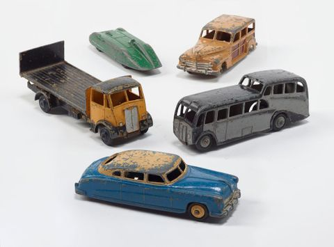 GH003501/6; Model Vehicles; circa 1950 (image/tiff)