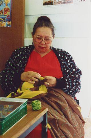 Jasmine Underhill. Photograph courtesy of the Underhill family.