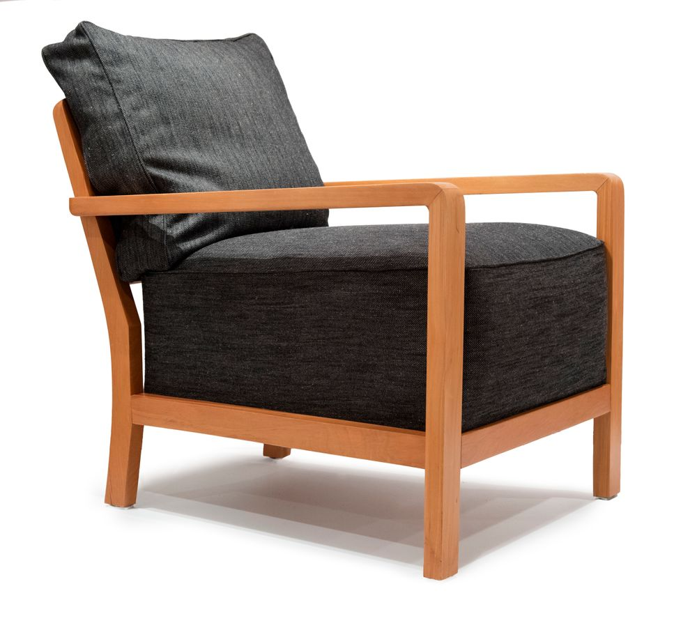 2013-0010-1; Easy Chair; circa 1949; Plischke, Ernst