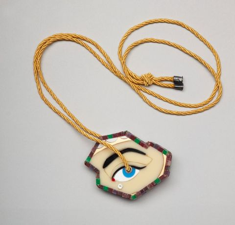 Abstract R.E.G.A.R.D. Pendant