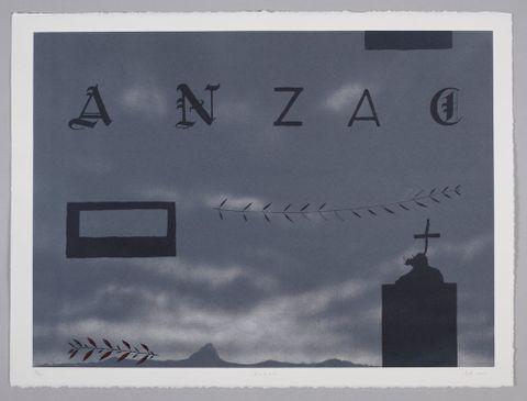 Making of the Anzac Centenary Print Portfolio – Shane Cotton