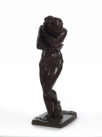 Auguste Rodin, Eve, 1881.  Te Papa