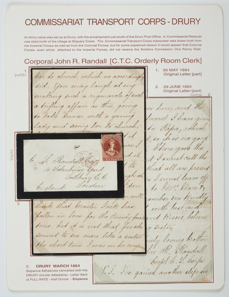 Philatelic \'cover\' [envelope] | Collections Online - Museum of New ...