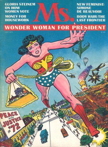 <EM>Ms. </EM>magazine, July 1972. Reprinted by permission of <em>Ms.</em> magazine, © 1972