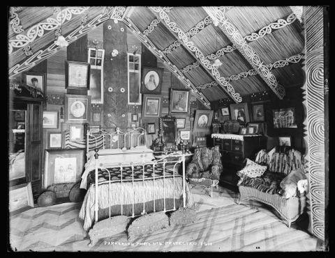 Tuhoromatakaka (Maggie Papakura's house)