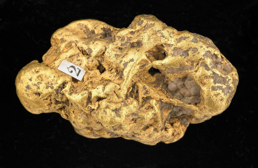 gold nuggets - GH003552