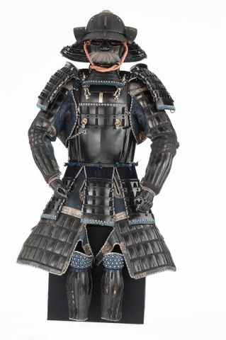 Samurai armour (Sendai-do no Gusoku)