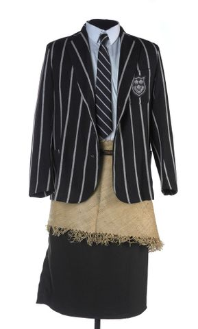 Wesley College Dress Uniform