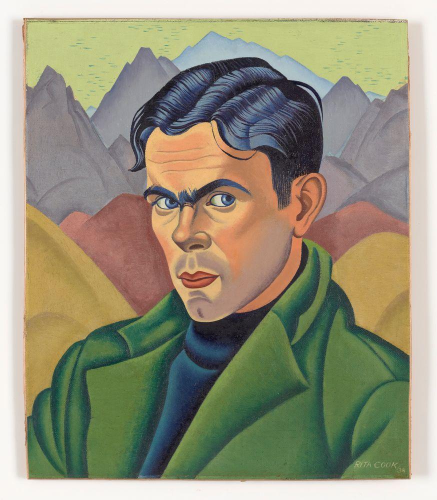 1998-0028-1; Leo Bensemann; 1938; Angus, Rita ; view 1