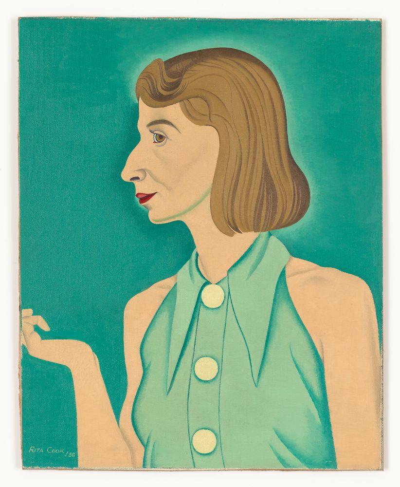 1998-0028-2; Cleopatra; 1938; Angus, Rita ; view 1