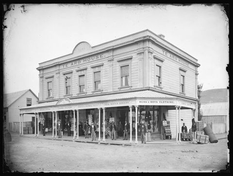 D.000023; Te Aro House; 1873; Bragge, James (image/tiff)