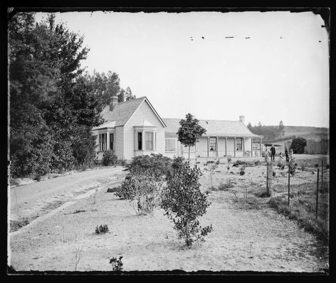 D.000146; Farmhouse; Circa 1878; Bragge, James (image/tiff)