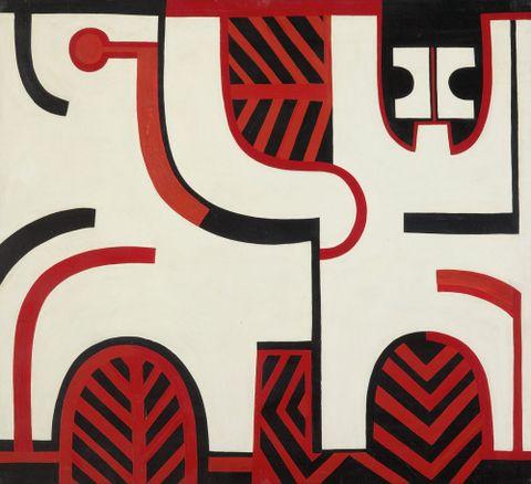 <EM>Te Kooti at Ruatahuna</EM> by Paratene Matchitt