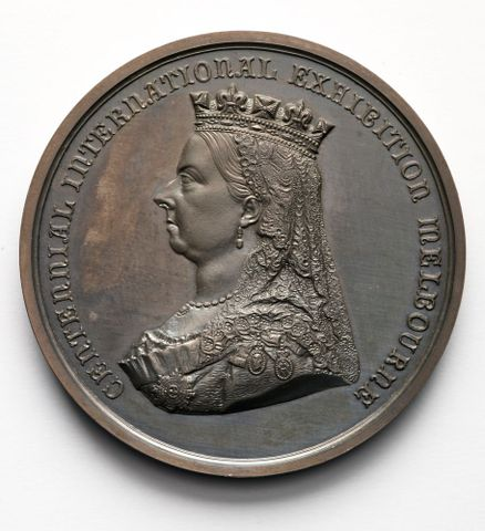Silver Medal, Centennial International Exhibition, Melbourne, 1888.
