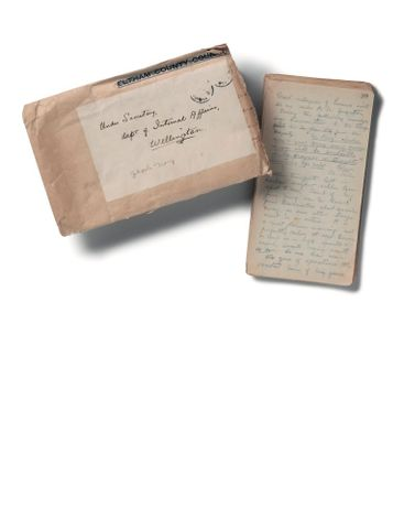 E P Cox Gallipoli Diary
