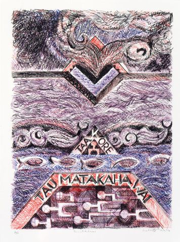 Taumatakahawai. From the portfolio: New Zealand 1990