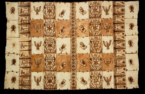 Ngatu (tapa cloth)