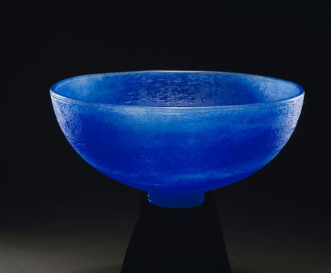 Pacific bowl by Ann Robinson