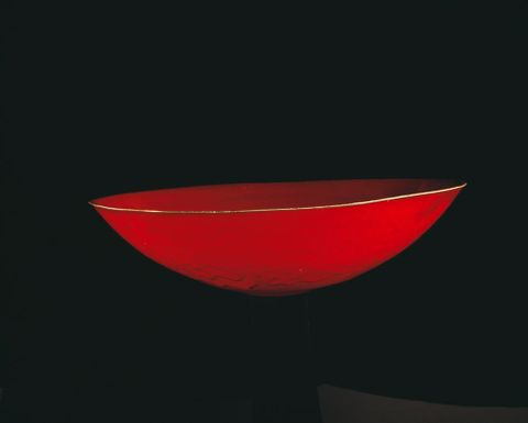 Bowl. From the group: Magma. From the series:The magma flows, the magma cools on its way to the ocean