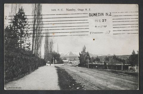 PS.001526/01; Naseby, Otago, New Zealand; 1905; Muir & Moodie (image/tiff)