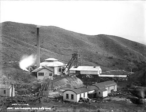 Kaitangata, Coal Co's Mine